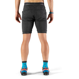 Dynafit 24/7 Track Short Homme, black out melange
